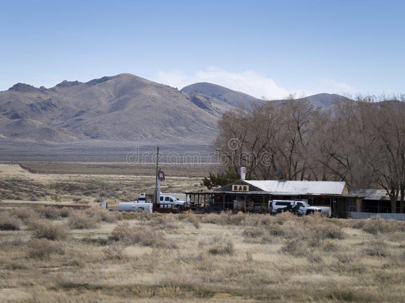 stary autostrada prętowy motel zdjęcie royalty free
