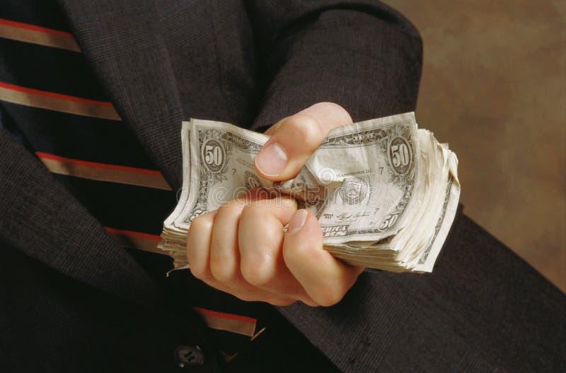 stary banknotów, zdjęcia stock