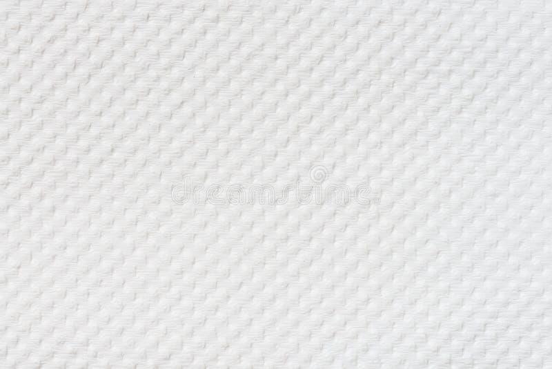 Stary białego papieru tekstury tło Bezszwowa Kraft papieru tekstura obrazy royalty free
