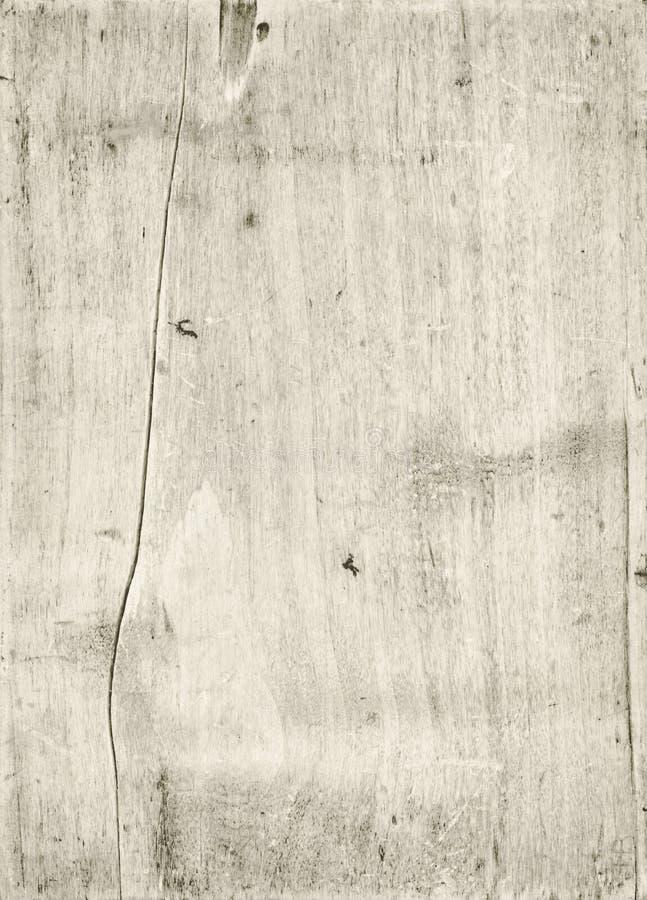 Stary biały drewniany tekstury tło obraz royalty free