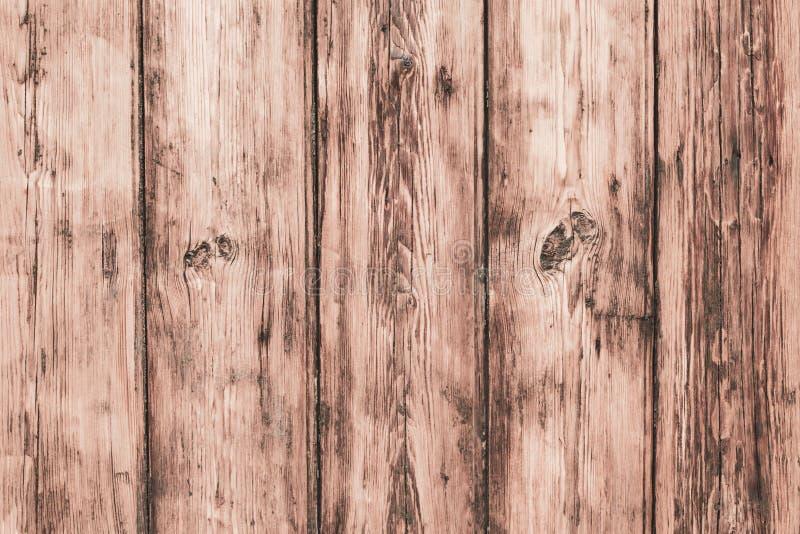 Stary bia?y drewniany tekstury t?o dekoracyjny deseniowy drewniany Retro pod?awy szorstki drewniany st obraz stock