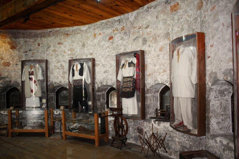 Stary bośniak odziewa fotografia stock