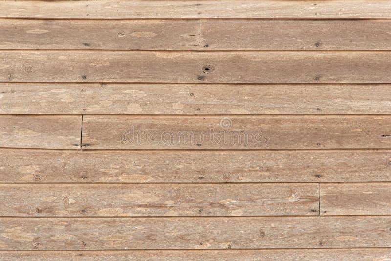 Stary brązu drewna ściany houre tekstury tło obrazy royalty free