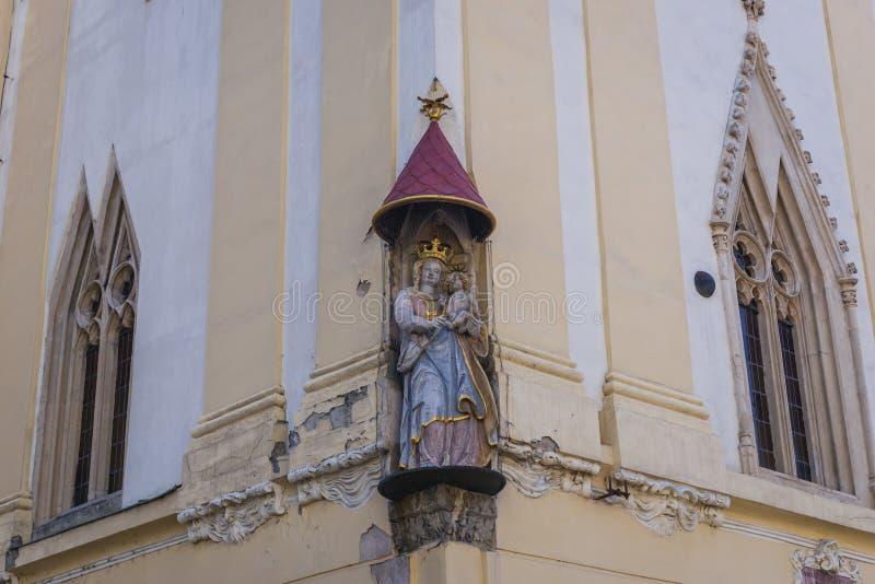 stary Bratislava miasteczko zdjęcia royalty free