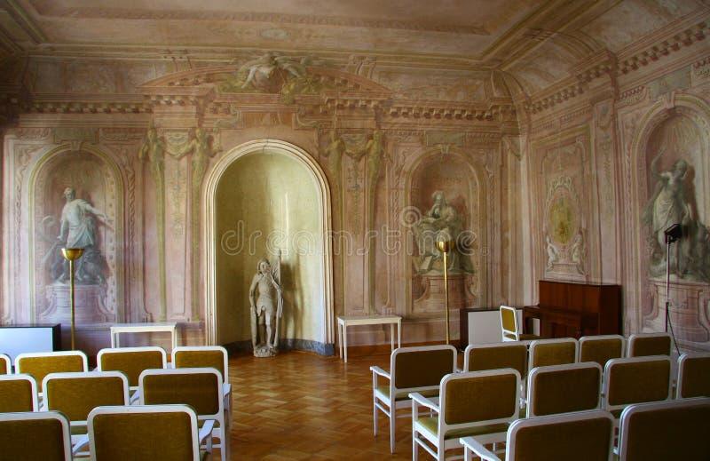 stary Brno urząd miasta obrazy stock