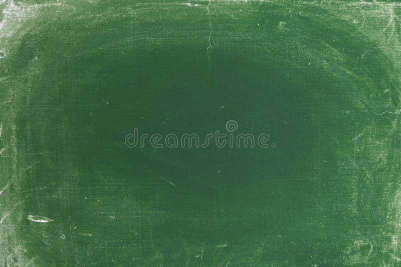 Stary brudny chalkboard obraz royalty free