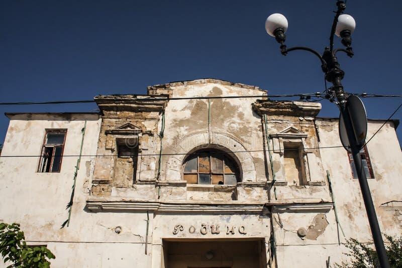 Stary budynek, ruiny zdjęcia royalty free