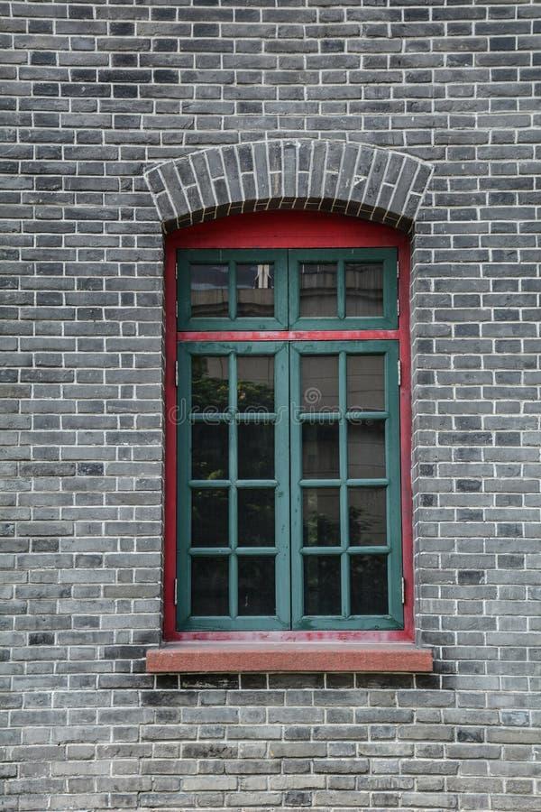 Stary budynek w Chengdu, Chiny fotografia stock