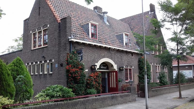 Stary budynek w Holandia obraz stock