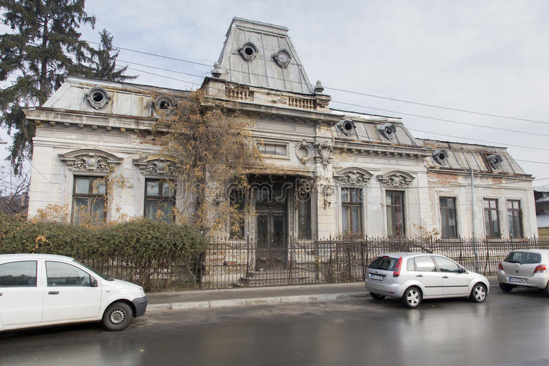 Stary budynku miasto zdjęcia royalty free