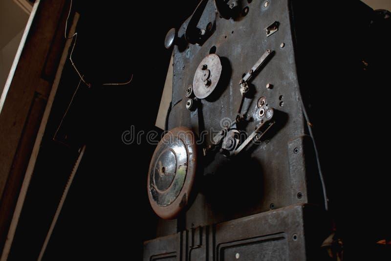 Stary Contraption fotografia stock