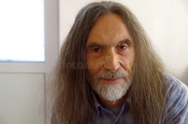 Stary człowiek zdjęcia stock