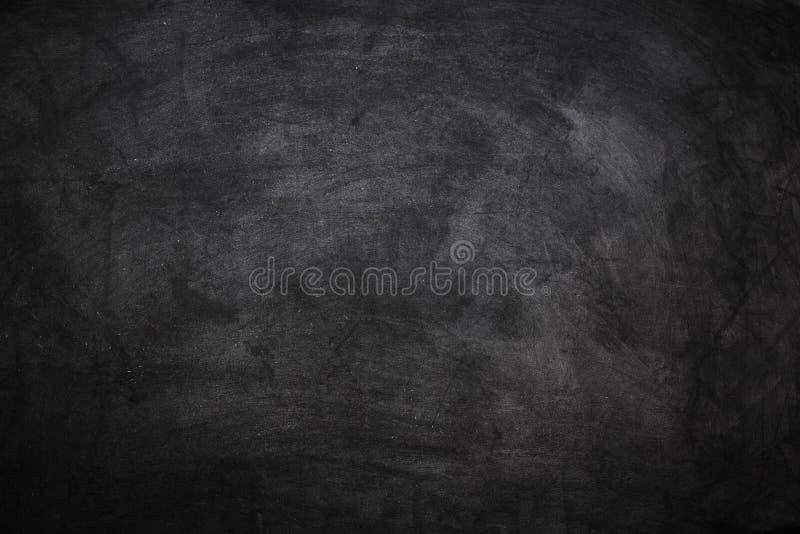 Stary czarny tło Grunge tekstura zmrok tapeta blackboard chalkboard obrazy stock