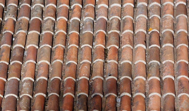 stary dach obrazy stock