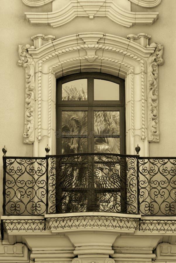 stary Diego balkonowy świat San fotografia stock
