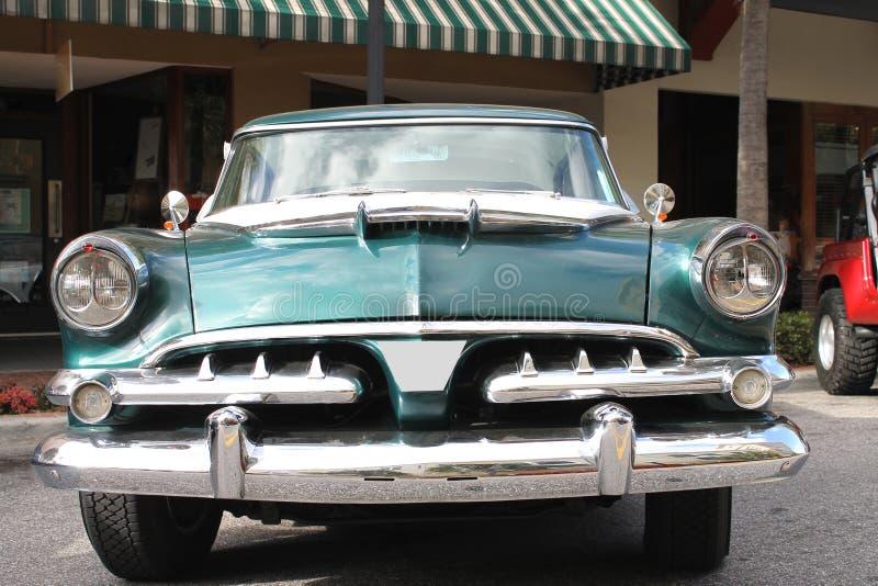 Stary Dodge samochód obrazy royalty free