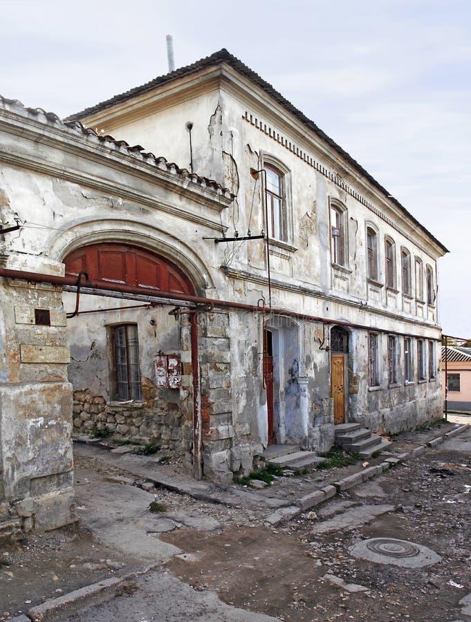 stary dom obrazy royalty free