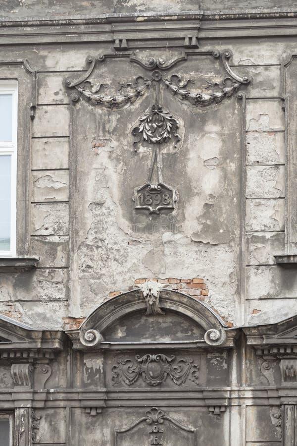 Stary dom, Krakow obrazy stock