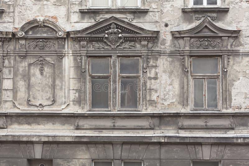 Stary dom, Krakow zdjęcia royalty free