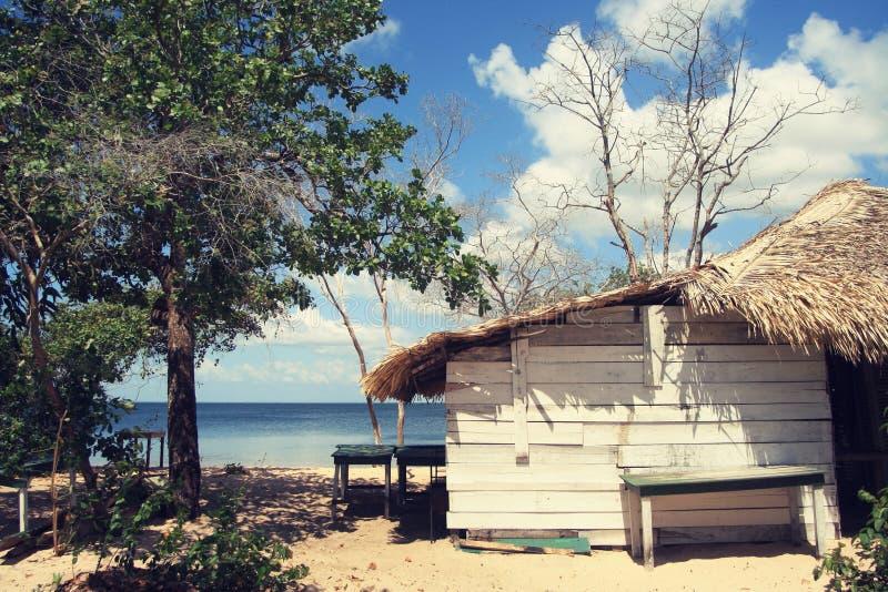 Stary dom w Zmieniam robi Chao, Brasil zdjęcia stock