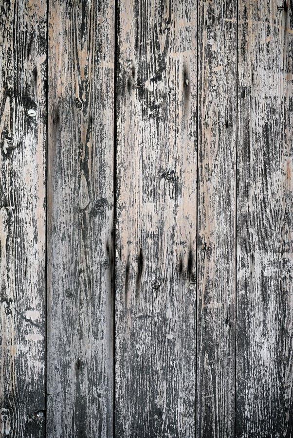 Stary drewniany ogrodzenie zdjęcie royalty free