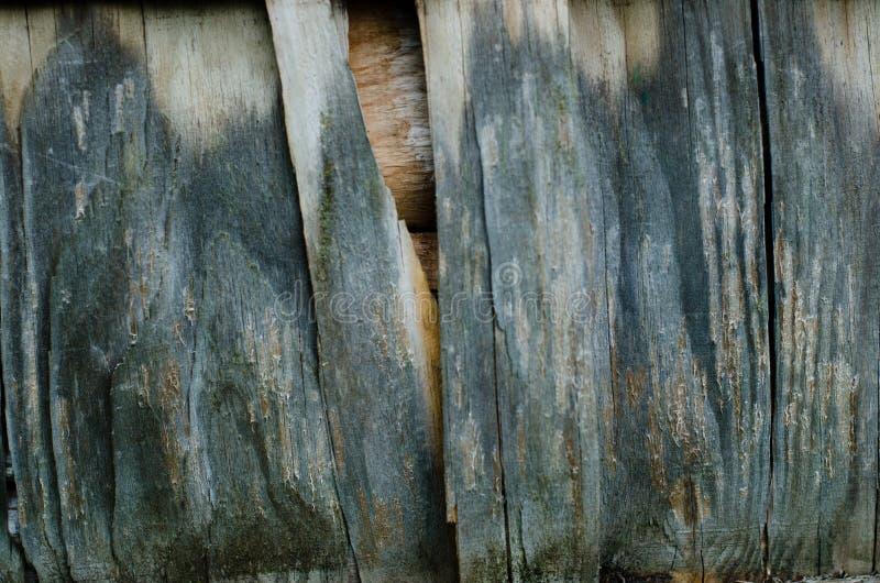 Stary drewniany szczegół, zdjęcie stock