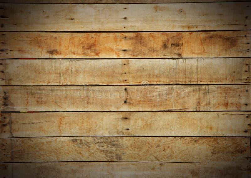 Stary drewniany tekstury tło zdjęcia stock