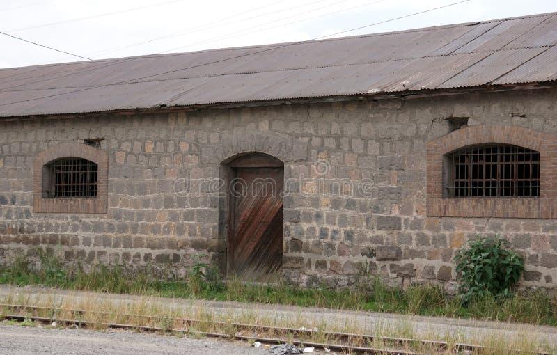 Stary dworca loch obraz stock