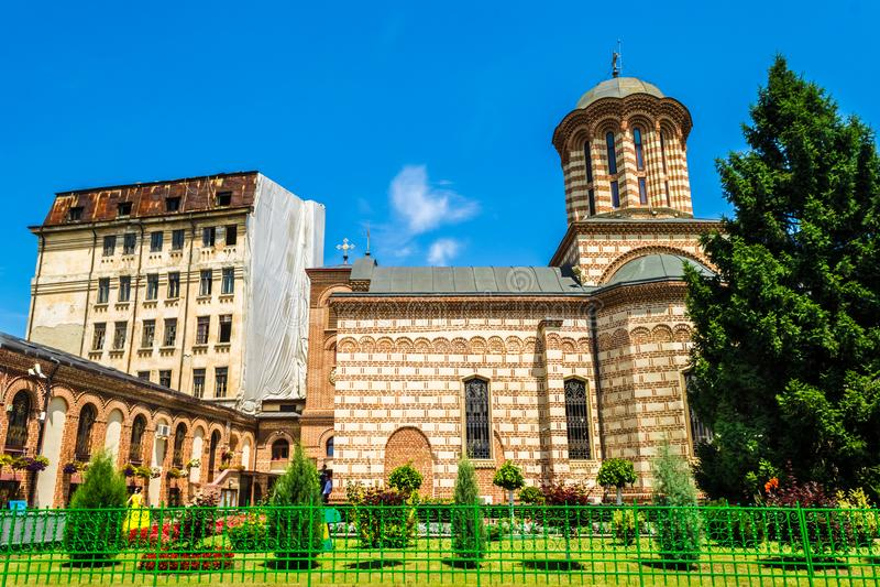 Stary Dworski Kościół zdjęcie stock