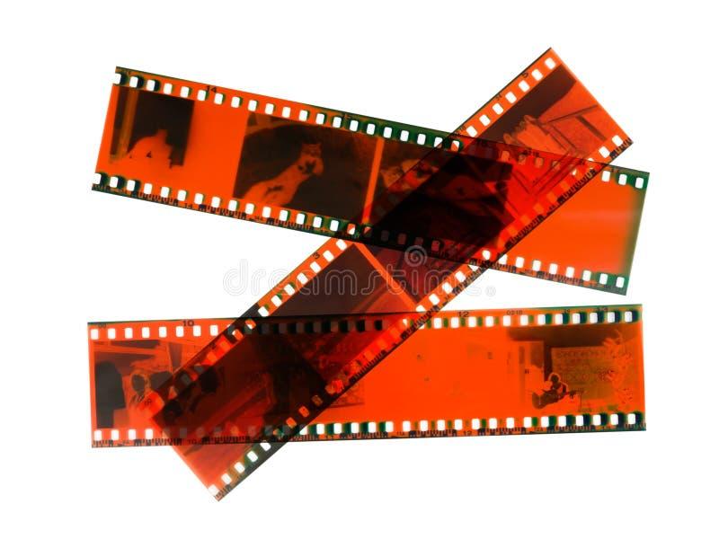 stary film fotograficzny zdjęcia stock