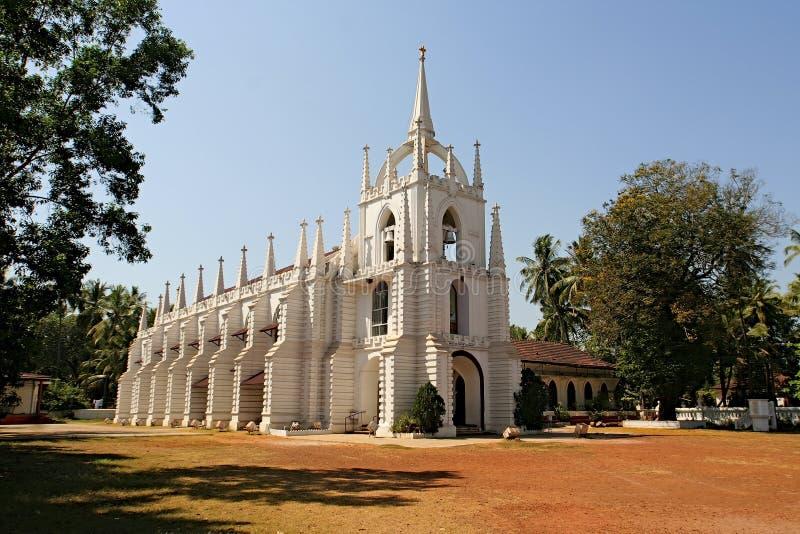 Stary Goa obrazy royalty free