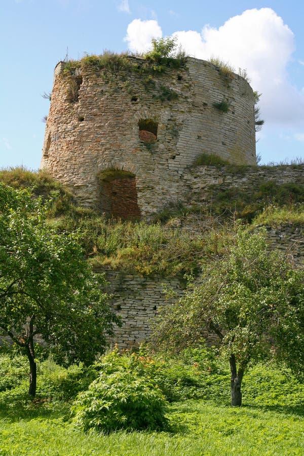 stary grodowy wzgórze obrazy royalty free