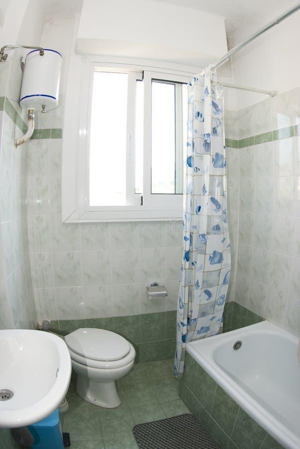 stary hotel do łazienki zdjęcie royalty free