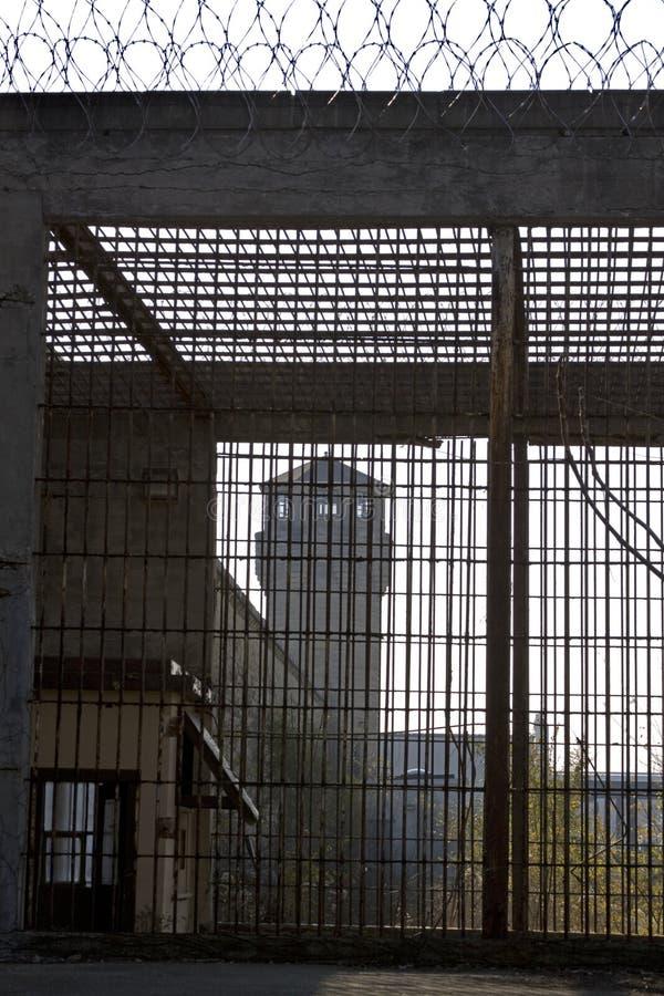 stary joliet więzienie fotografia royalty free