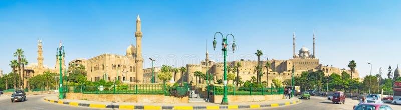 Stary Kair zdjęcia stock