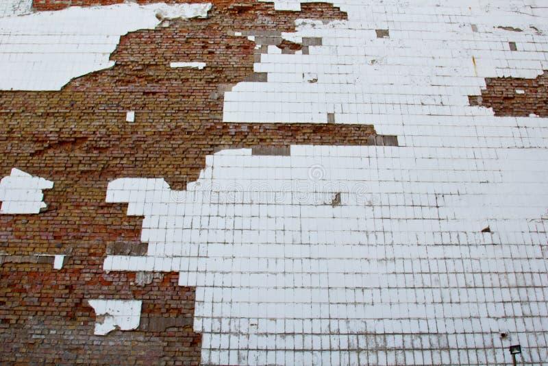 Stary kamiennej ściany zakończenie up tło szczegółów tekstury okno stary drewniane fotografia royalty free