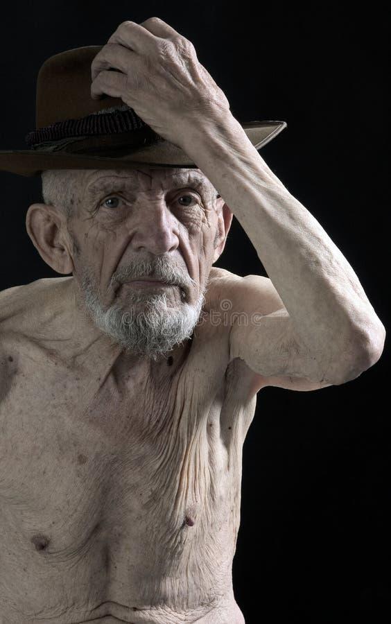 stary kapelusz zdjęcie stock