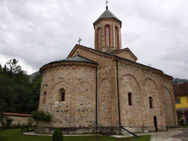 stary klasztor zdjęcia stock