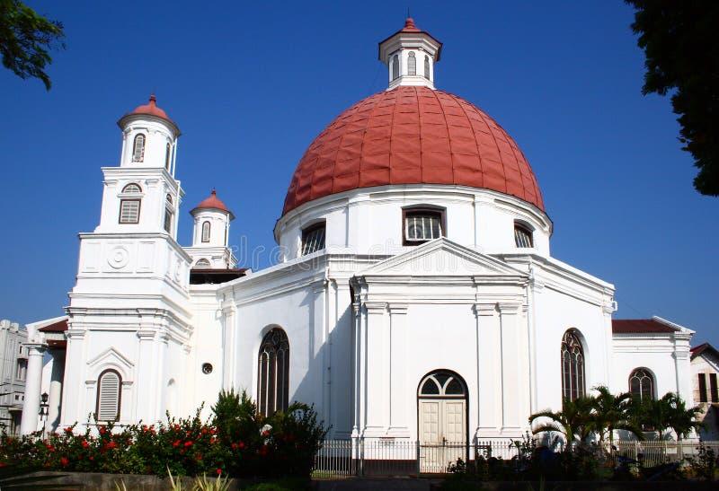 stary kościół obraz stock