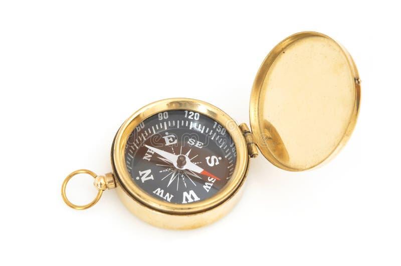 stary kompas. obraz royalty free