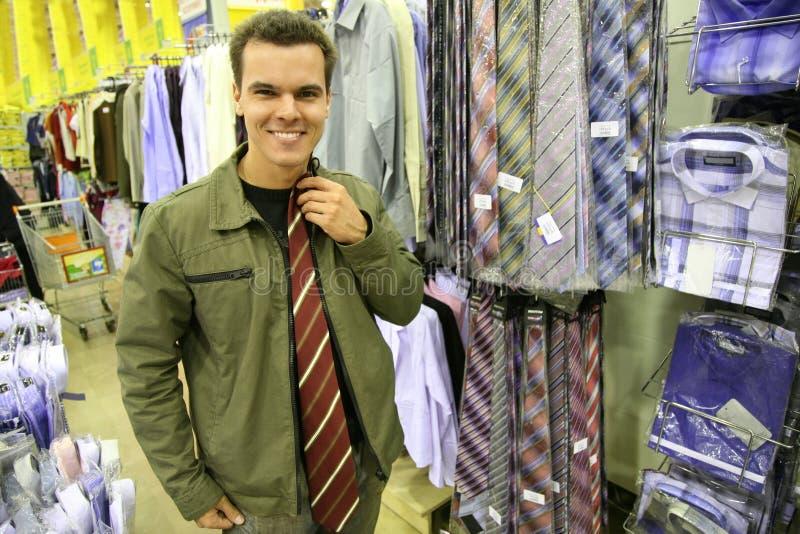 stary krawat zakupu zdjęcie royalty free