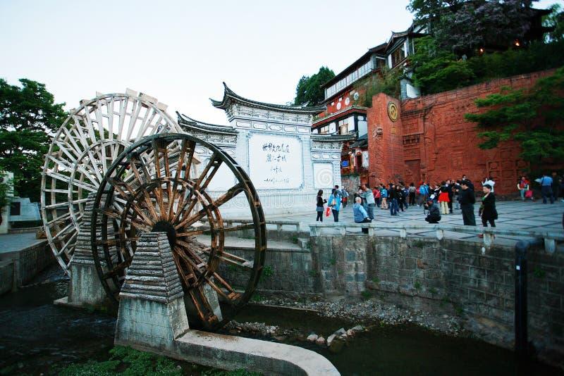 stary lijiang miasteczko obrazy royalty free