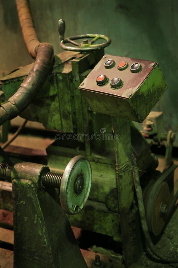 Stary maszynowy narzędzie obrazy royalty free