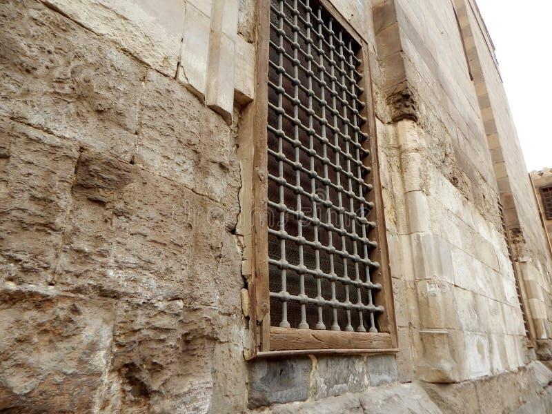 stary metalu okno zdjęcie stock