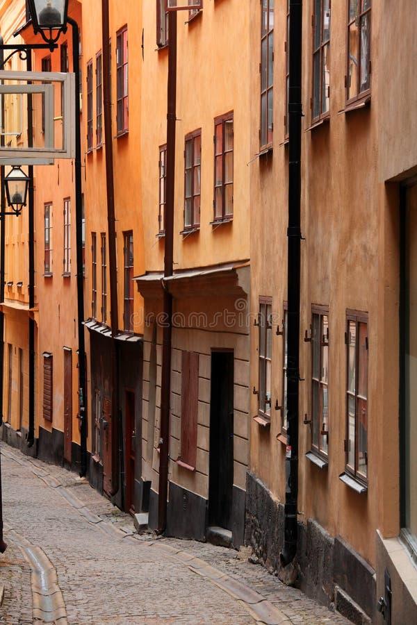 stary miasteczko obrazy royalty free