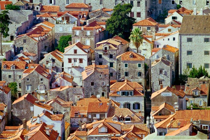 Stary miasteczko Dubrovnik obraz stock