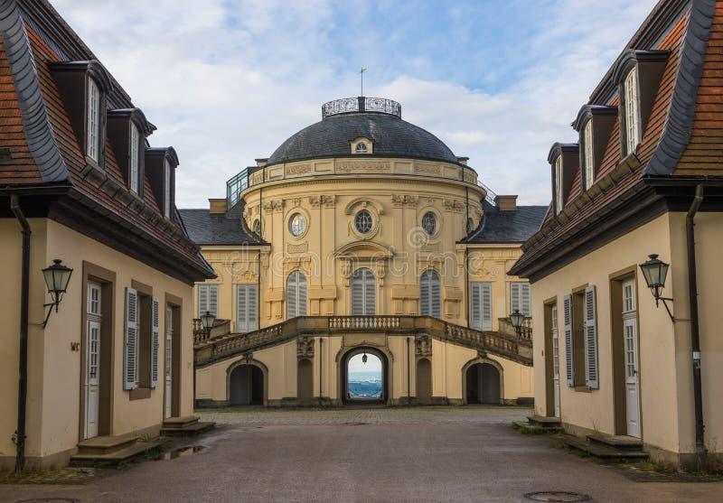 Stary miasteczko Stuttgart Niemcy zdjęcia royalty free