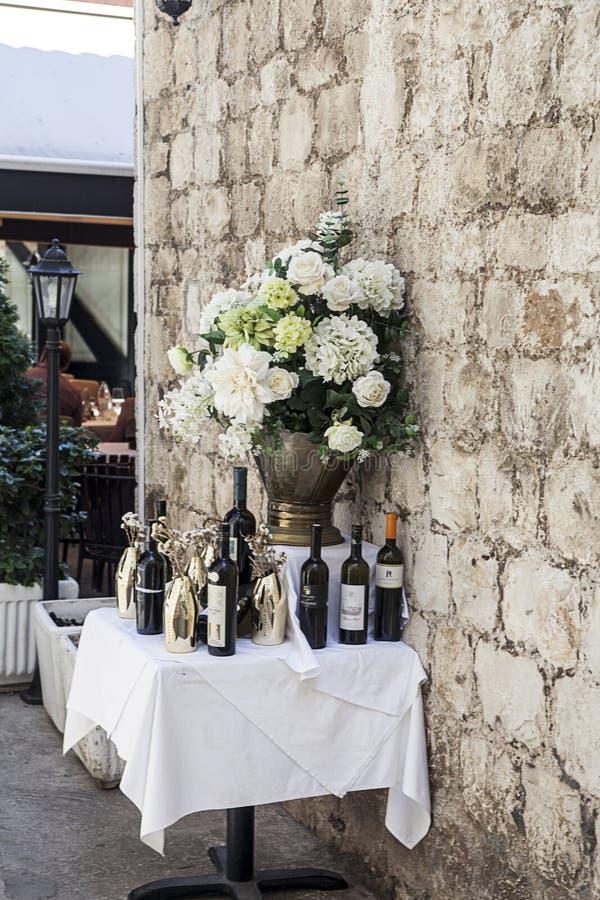 Stary miasteczko w Trogir, Chorwacja obraz royalty free