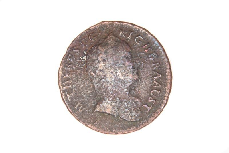 stary monet zdjęcie stock