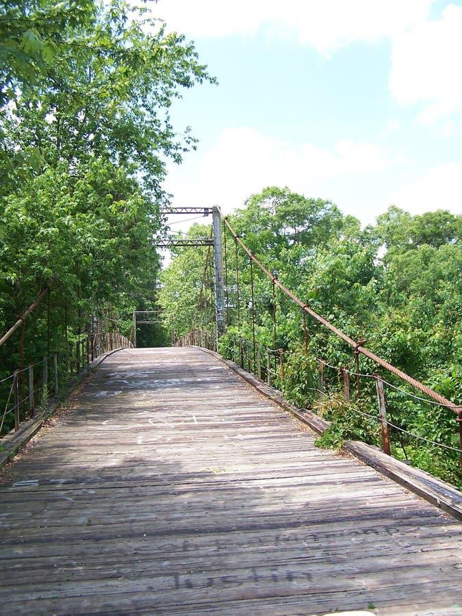 stary most kraju zdjęcie stock